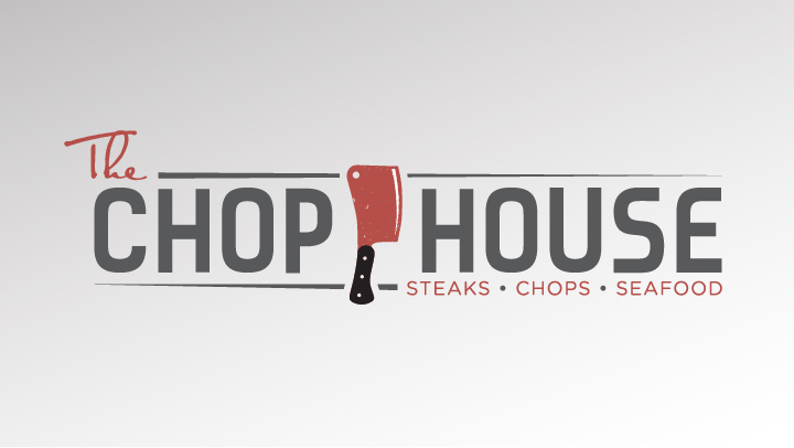 Logo Design for The Chophouse in Ludlow, VT