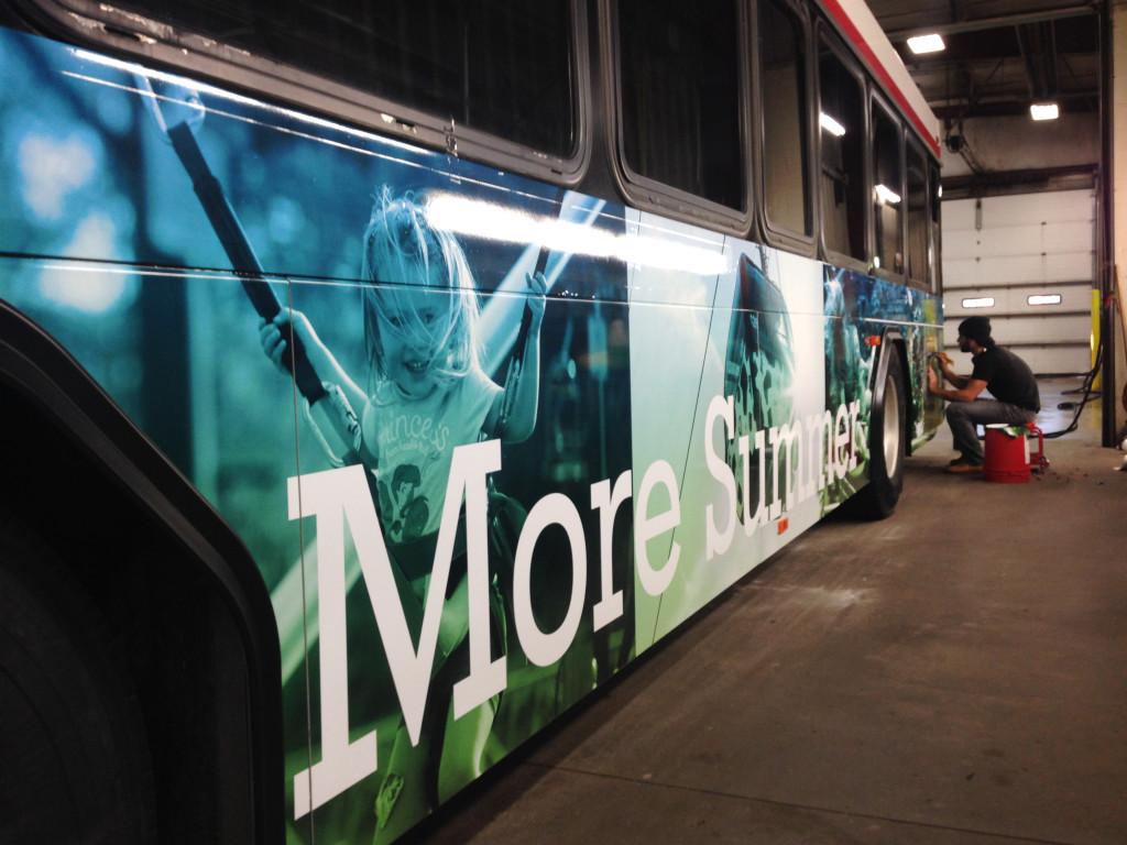 Killington Resort Bus Wraps