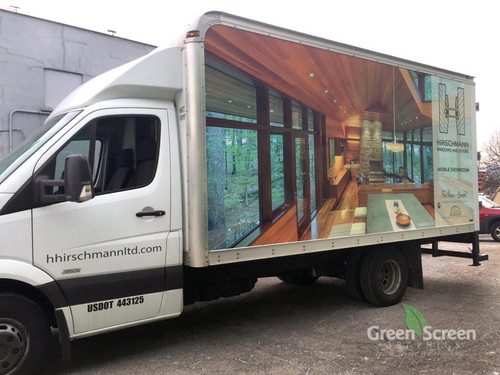Hirschman Truck PS Driver Side 2