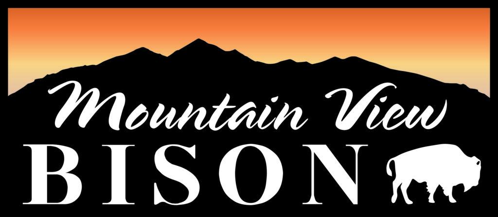 Mountain View Bison Logo-01